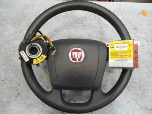 fiat ducato drivers airbag and steering wheel 2007 2012. Black Bedroom Furniture Sets. Home Design Ideas