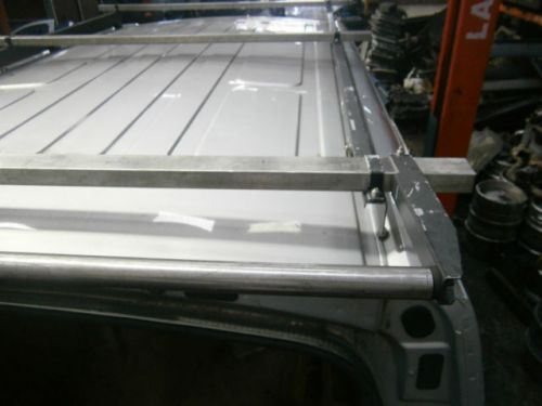 Fiat Scudo Expert Dispatch Roof Rack With Roller Bar 2007