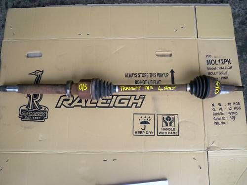 FORD TRANSIT 260/280 O/S DRIVE SHAFT - 4 BOLT GEARBOX