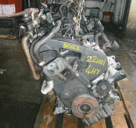 Peugeot Boxer Relay Ducato 2 2hdi Engine 2002 2006